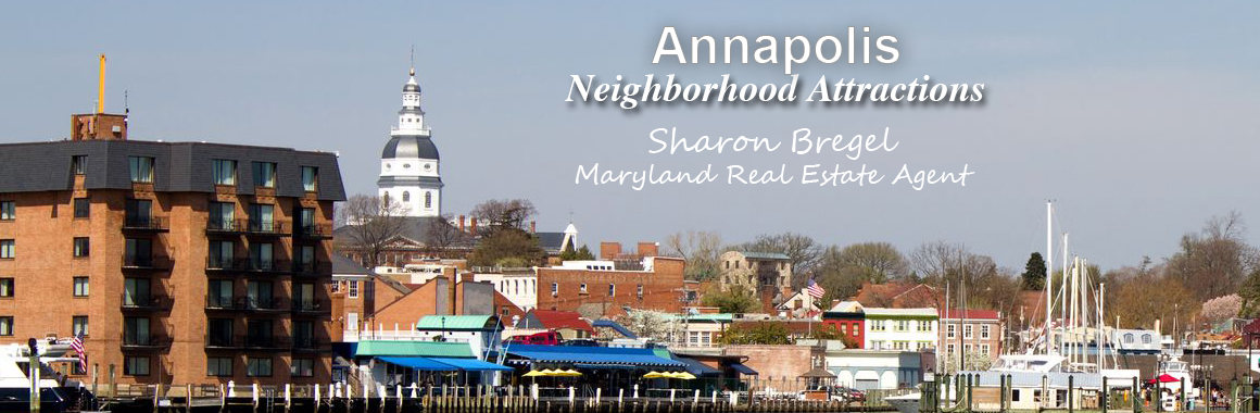 annapolis md attractions and amenities for home buyers