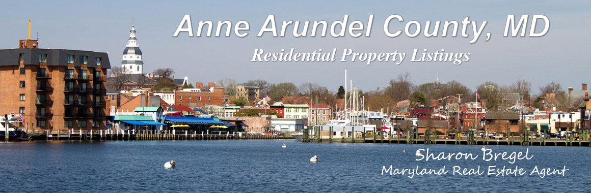 Anne Arundel County Homes for Sale - Residential Property Listings
