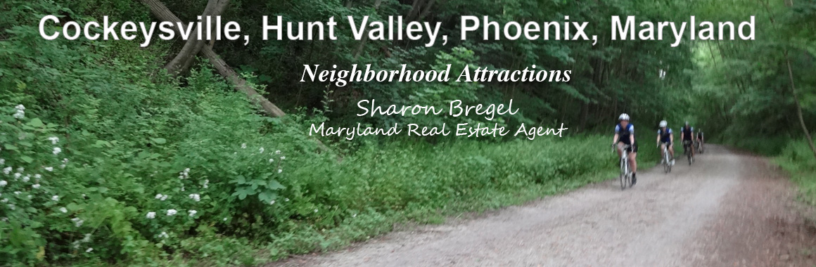 Cockeysville - Hunt Valley - Phoenix Area Attractions for Baltimore County Home Buyers